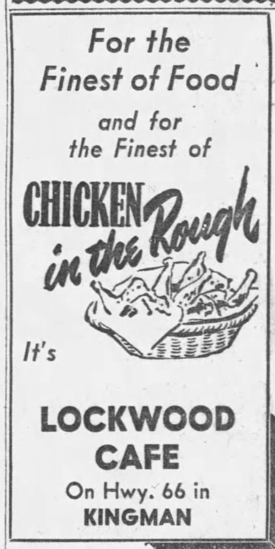 chicken - For fhe Finest of Food and for the Finesf of...