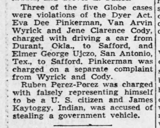 Arizona Republic (Phoenix, Arizona) 11 Dec 1948, Saturday