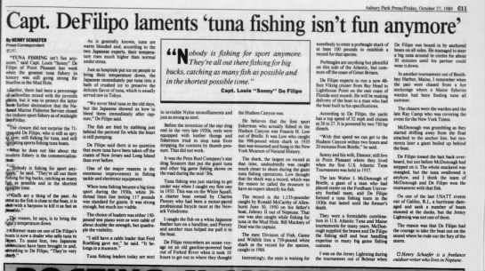 Asbury Park Press (Asbury Park, New Jersey) Oct. 27, 1989 - AtSury Pirt Fttm 'Friday, Ortohrt ?7. Qg CI 1...