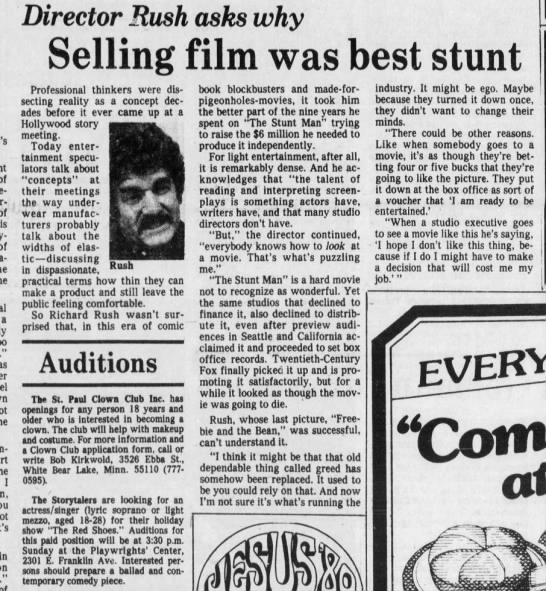 Director_Rush_asks_why_Selling_film_was_best_stunt___Stunt_Man - of is of a as I lot in Director Rush asks why...