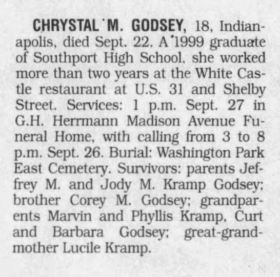 925-1999 Godsey