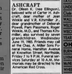 THE CINCINNATI ENQUIRER, Cincinnati, Hamilton County, Ohio, Friday June 21 1985, Page 58, Column 4