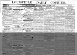 The Louisville Daily Courier
