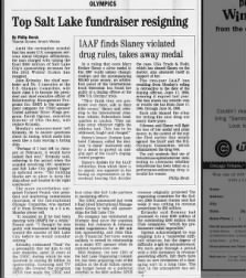 Top fundraiser resigning 27 Apr 1999