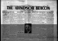 The Windsor Beacon