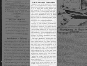 1939 editorial: