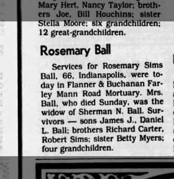 Rosemary Ball