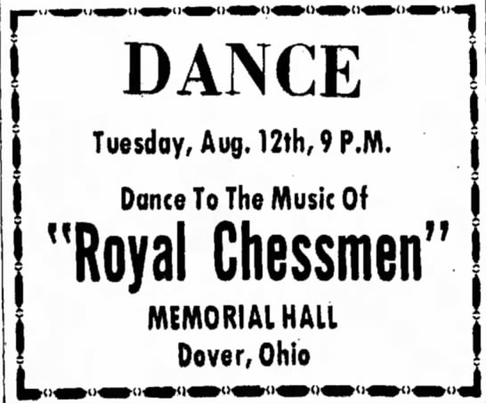 done - DANCE Tuesday, Aug. 12th, 9 P.M. Dance To The...