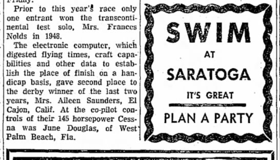 1961-The Sunday Herald - 2 - Prior to this year'S race only one entrant won...