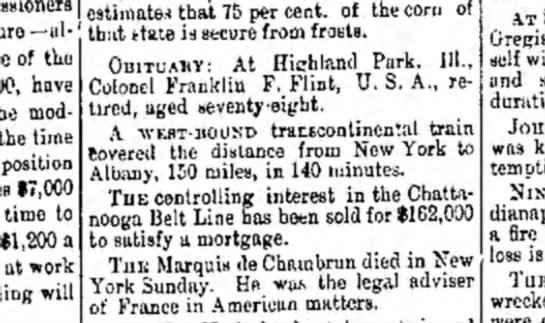 25 Sep 1891 - -although of tho have moderate the time...