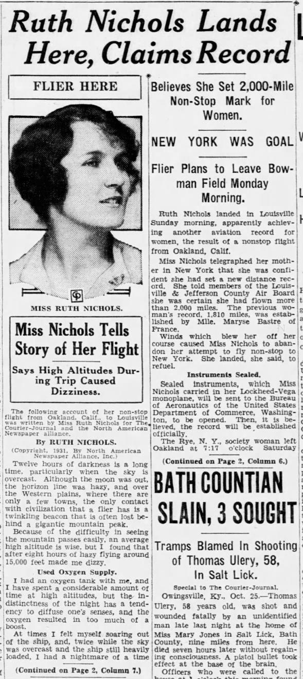 October 26, 1931