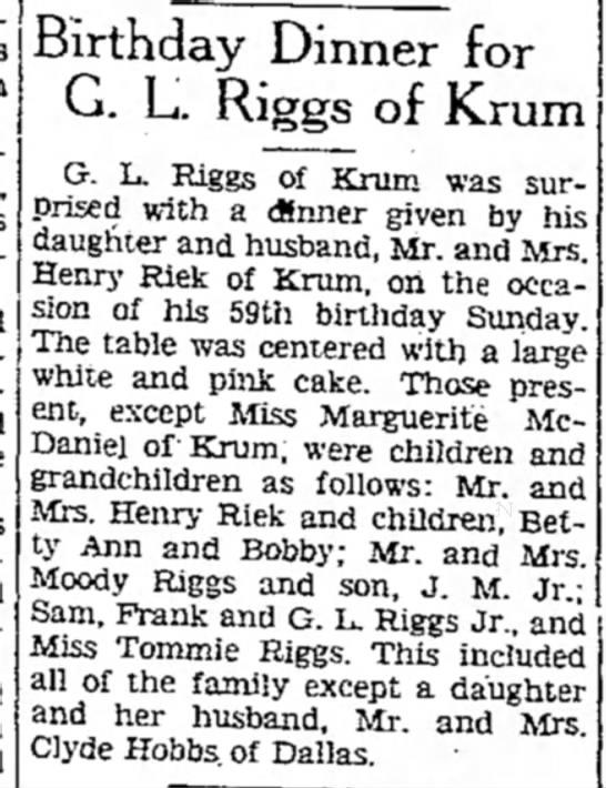 Denton Record-Chronicle Sept 16, 1935