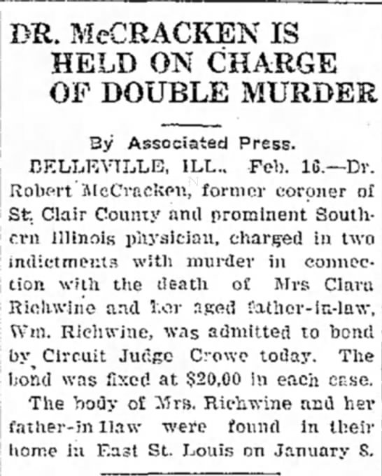The Daily Free Press (Carbondale, Illinois) 16 February 1922