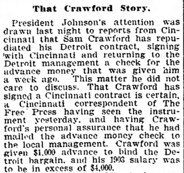 That Crawford Story