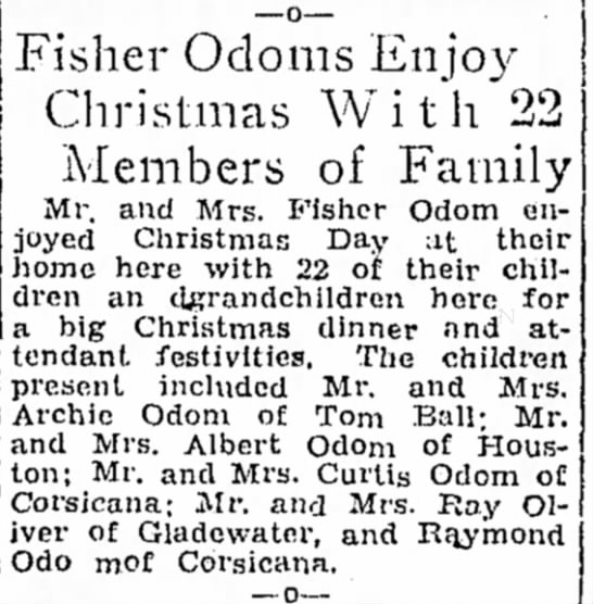 - Fisher Ocloms Enjoy Christmas W i t'h 22...