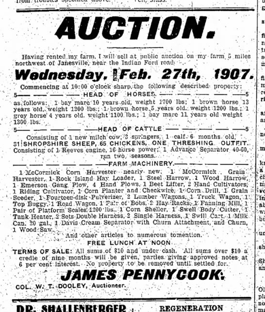 15 February 1907