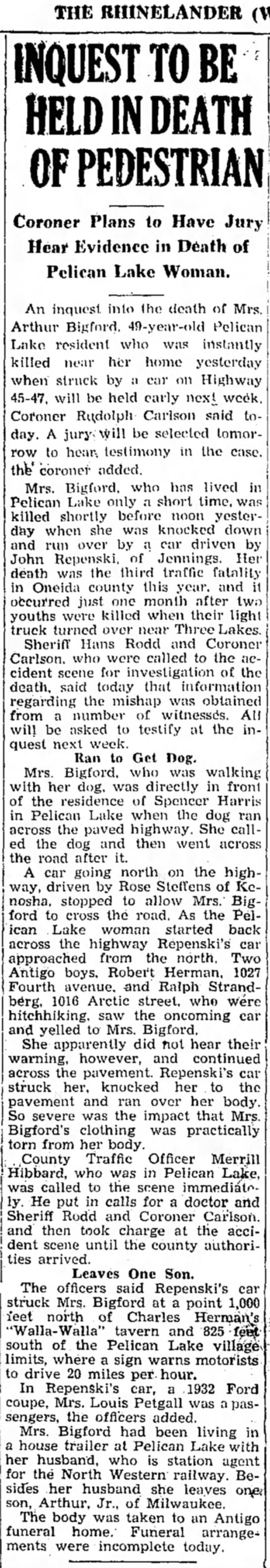 Sylvia Bigford