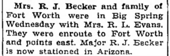 Julius Robert Becker 