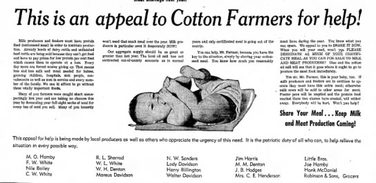 - This is an appeal to Cotton Farmers for help! f...