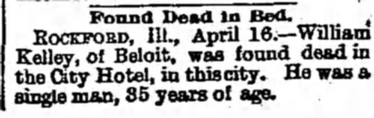 The Weekley Wisconsin April 23, 1887