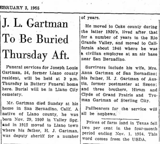 Llano News
