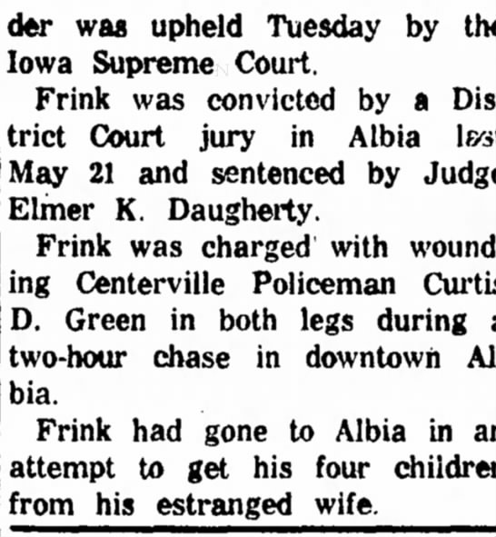 - der was upheld Tuesday by Iowa Supreme Court....