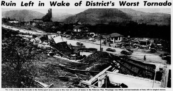 McKeesport Damage