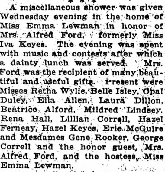 Opal Duley