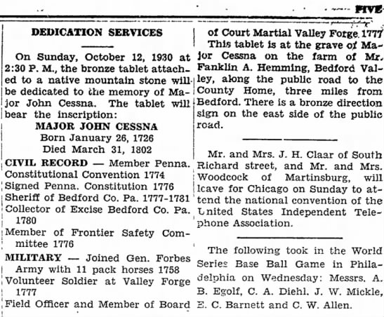 Bedford Gazette - Page 5