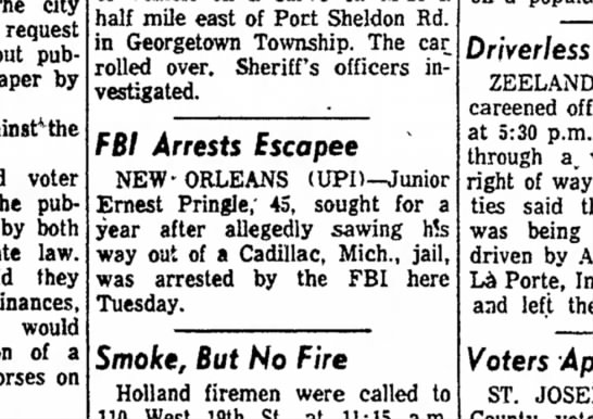 The Holland Evening Sentinel. 