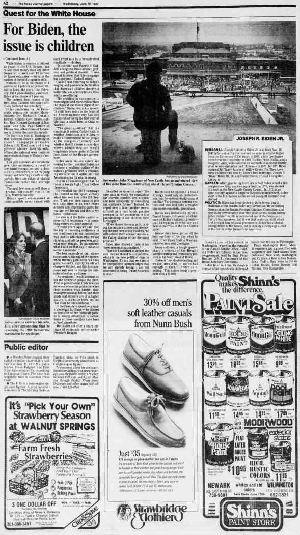 The Morning News - June 10, 1987 (2)