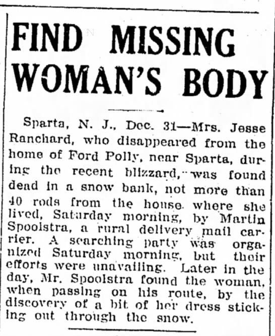 Spoolstra, Martin 19151231 Article New Jersey