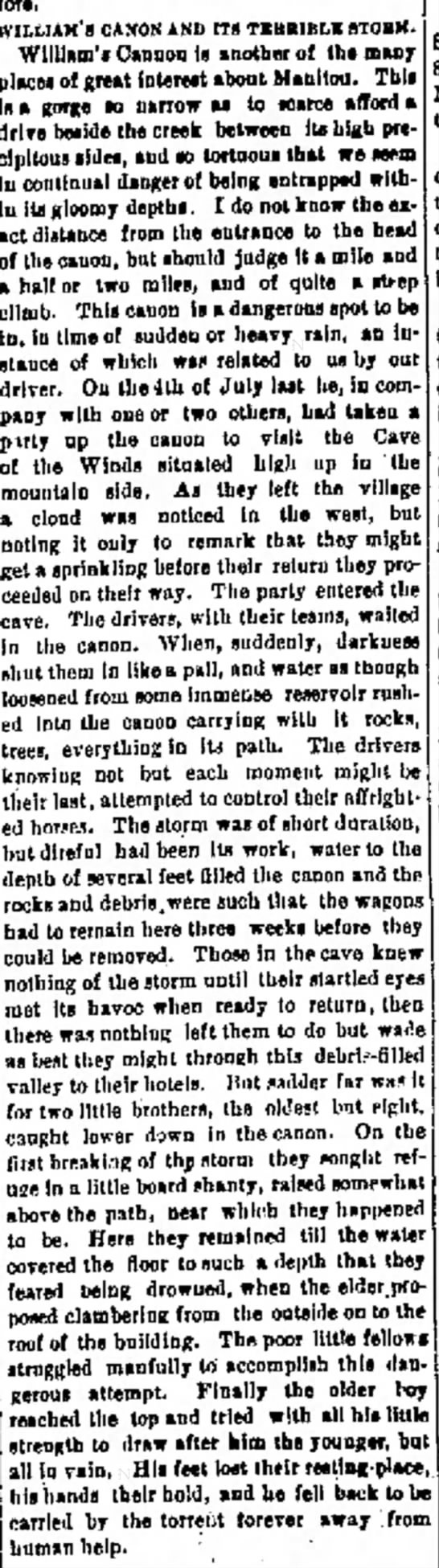 William's Cannon a place in Rhode Island - ai If a themselves, to of It with aud public in...