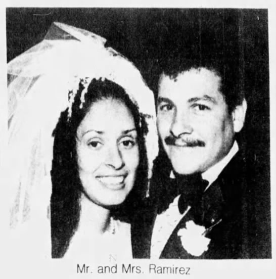 Hector Ramirez - Mr. and Mrs. Ramirez