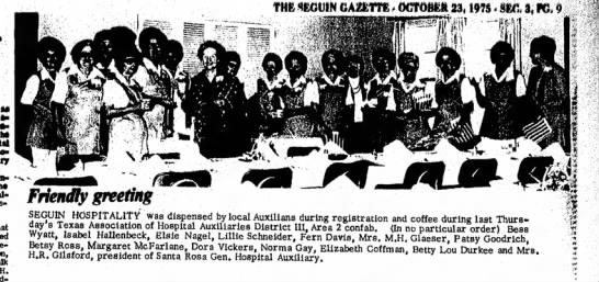 Lillie Schneider Oct. 23, 1975 - th* H. TMfc SfeGtlN CAZfeTTE . OCTOBtk 23,1975...