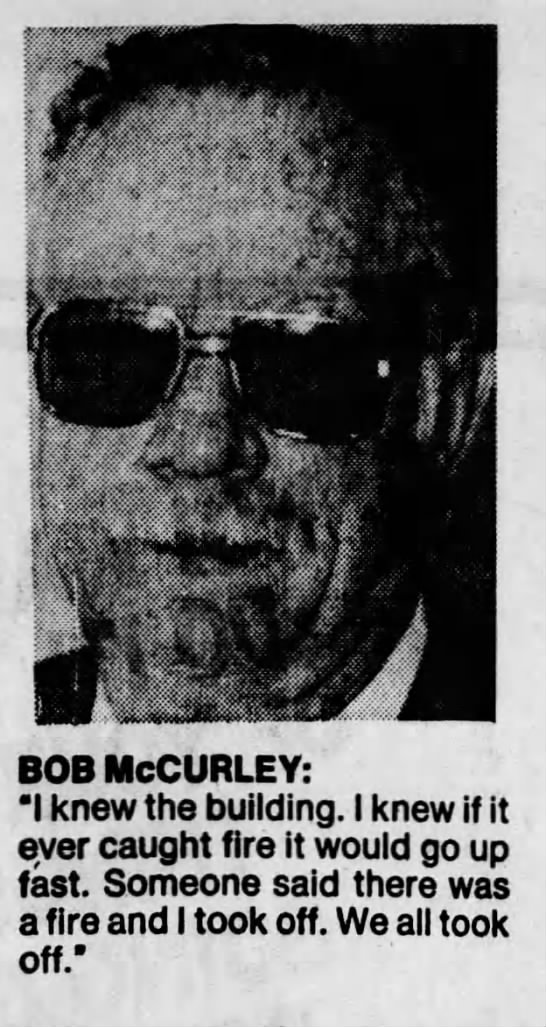 "- 7$ i Yjx rj if BOB McCURLEY: ""I knew the..."