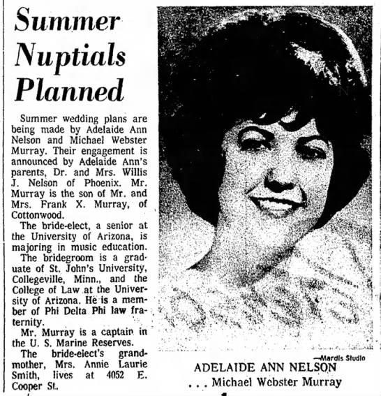 - wedding Summer Nuptials Planned Summer wedding...