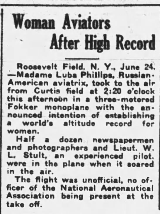 Woman Aviators After High Record - Woman Arbiters After High Record RoOMv.lt...