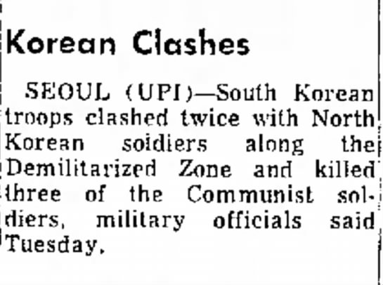 The Cumberland News (Cumberland, Maryland) 4 September 1968 Page 1