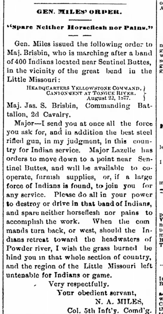 The Independent Record, Helena, Montana, 17 Aug 1877, pg. 3 - wholesale we assorted and always clothing hats,...