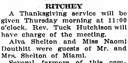 Naomi Douthitt