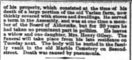 William Varian part 2 obit - efhVs property. whVrh consisted at thetraaeet'...
