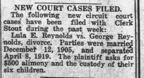 - r,: NEW COURT CASES FILED. The following , new...