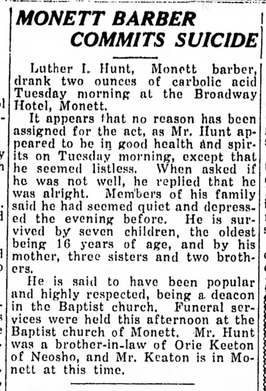 Neosoho Daily News