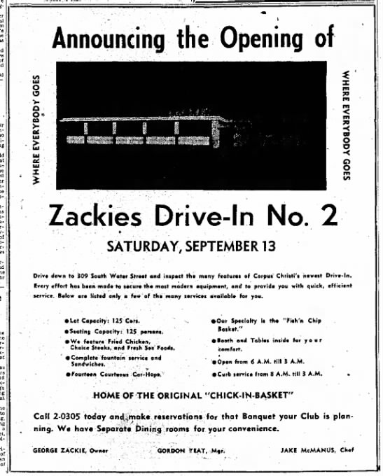 Zackies Drive-Inn - in York's the Jews of confronted the the as of...