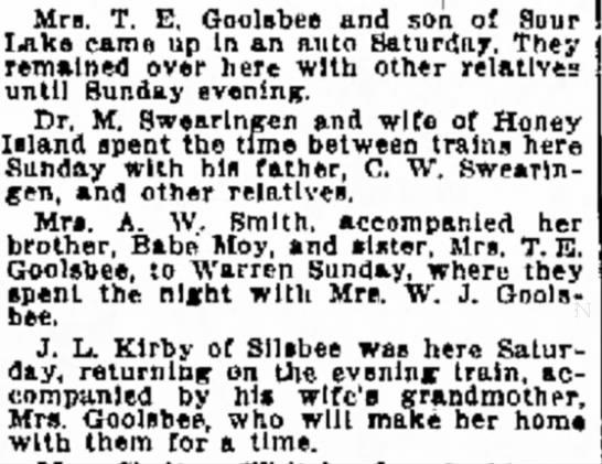 The Galveston Daily News(Galveston, Texas)12 February 1911  Edition