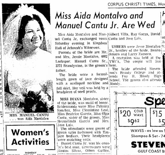 Aida Montalvo