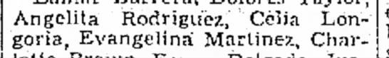 Celia Longoria - Dan Angelita Rodriguez, Celia Longoria,...