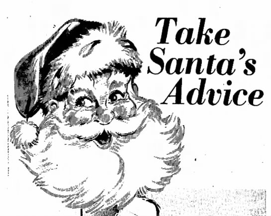 Cute Santa