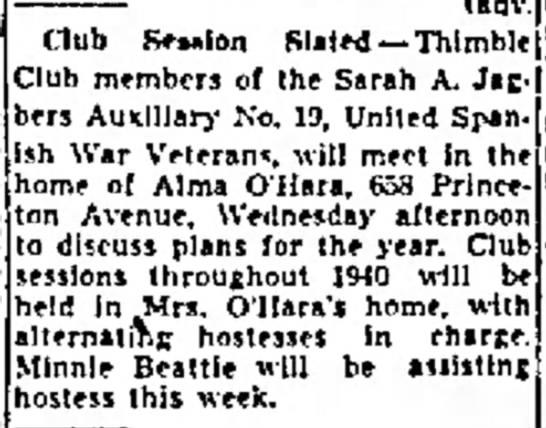 The Fresno Bee22 Jan 1940 - Fresno Fres which Jose o divi b Cadv. Club...